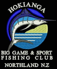 Hokianga Big Game & Sport Fishing Club logo