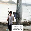 What a catch....11 year old Jack McIntyre's 143.6kg marlin...Awesome.